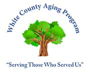 White County Aging Center Logo
